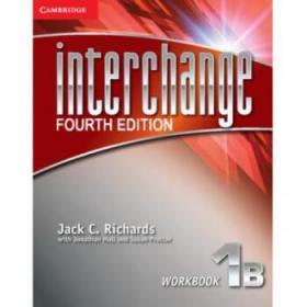 【进口原版】Interchange Level 1 Workbook B