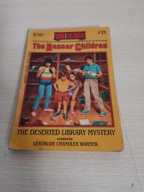 TheDesertedLibraryMystery(TheBoxcarChildrenMysteries#21)