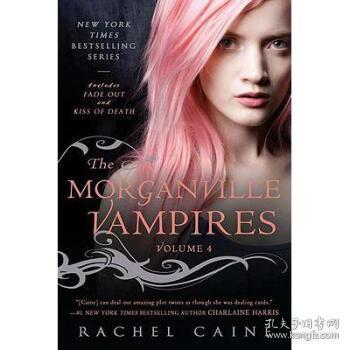The Morganville Vampires Volume 4