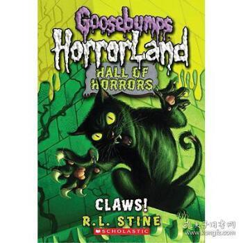 GoosebumpsHorrorland-HallofHorrors#1:Claws!