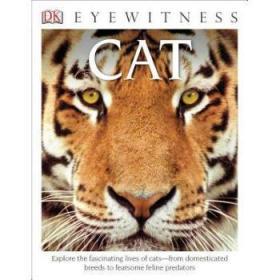 【进口原版】DK Eyewitness Books Cat: Explore the Fascina...