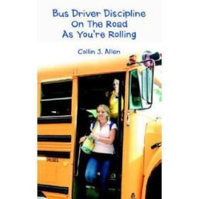 【进口原版】Bus Driver Discipline on the Road as You're ...