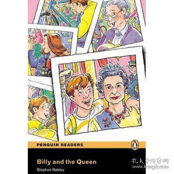 【进口原版】Easystart: Billy and the Queen Book and CD Pack