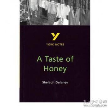 【进口原版】Taste of Honey