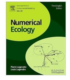 Numerical Ecology, Volume 24数值生态学,第24卷 1E12c