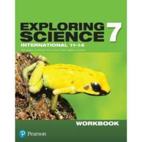 【进口原版】Exploring Science International Year 7 Workbook