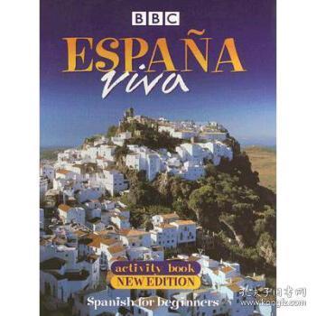 【进口原版】ESPANA VIVA ACTIVITY BOOK NEW EDITION: - ESPANA...