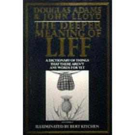 【进口原版】The The Deeper Meaning of Liff: ren't Any Wo...