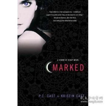 Marked  A House of Night Novel