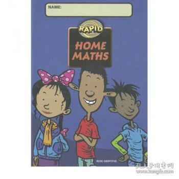 【进口原版】Rapid Maths: Stage 2 Home Maths: Stage 2 Hom...