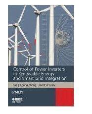 Control of Power Inverters in Renewable Energy and Smart Grid Integration可再生能源与智能电网集成中的逆变器控制 1E12c