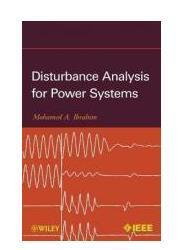 Disturbance Analysis for Power Systems电力系统扰动分析 1E12c