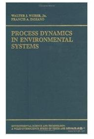 Process Dynamics in Environmental Systems环境系统中的过程动力学 1E12c