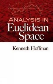 Analysis in Euclidean Space