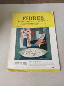 FIBRES ENGINEERING AND CHEMISTRY:纤维工程与化学