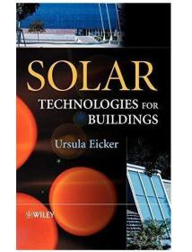 Solar Technologies for Buildings建筑用太阳能技术  1E12c