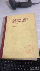 ELECTRONICS DICTIONARY FOURTH EDITION【电子学辞典 第4版】英文版