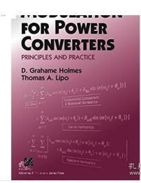 Pulse Width Modulation for Power Converters : Principles and Practice功率变换器的脉宽调制原理与实践 1E12c