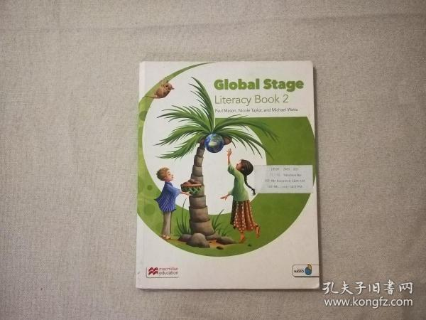 Global Stage Literacy Book 2