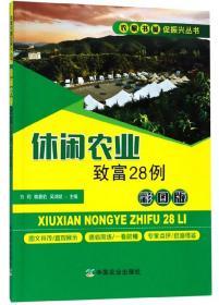 休闲农业致富28例(彩图版)/农家书屋促振兴丛书