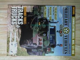MILITARY VEHICLES Magazine 2013/08 军车军用车辆军事学术杂志