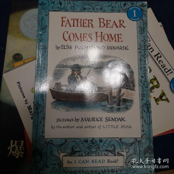 Father Bear Comes Home