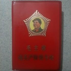 毛主席论无产阶级专政