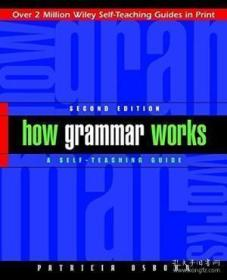 How Grammar Works: A Self-Teaching Guide