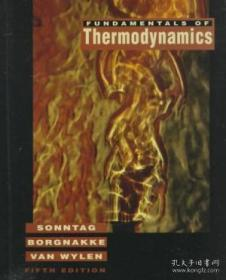 Fundamentals Of Thermodynamics /Richard E. Sonntag; Claus Bo