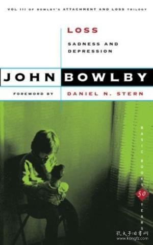 Loss /John Bowlby Basic Books  1982