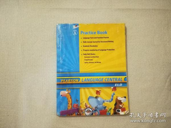 PEARSON LANGUAGE CENTRAL 1
