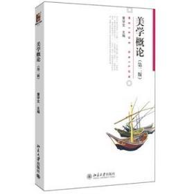 正版二手 美学概论(第二版) 董学文 北京大学出版社 9787301227497