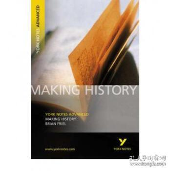 【进口原版】Making History: York Notes Advanced