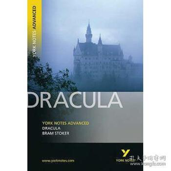 【进口原版】Dracula: York Notes Advanced