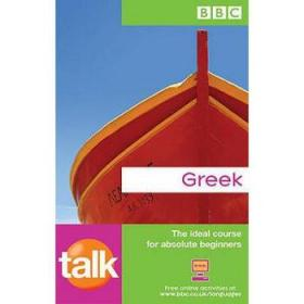 【进口原版】Talk Greek: - Coursebook