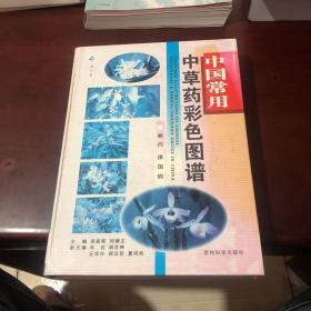 中国常用中草药彩色图谱