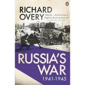 【进口原版】Russia's War