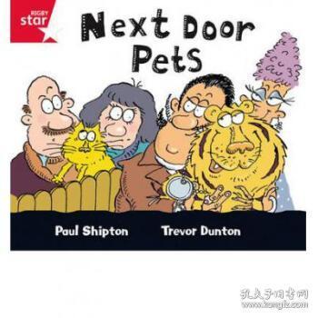 【进口原版】Rigby Star Guided Red Level: Next Door Pets ...