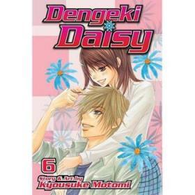 【进口原版】Dengeki Daisy, Volume 6
