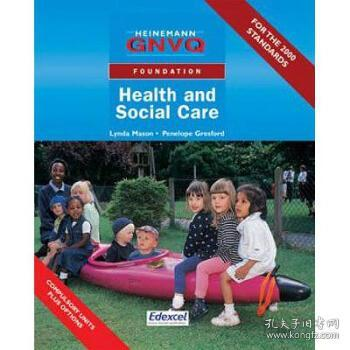 【进口原版】Foundation GNVQ Health and Social Care Stude...