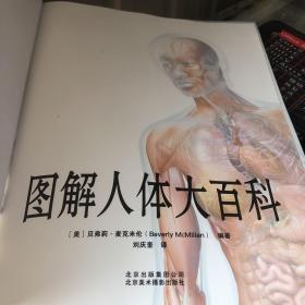 图解人体大百科《无封面》