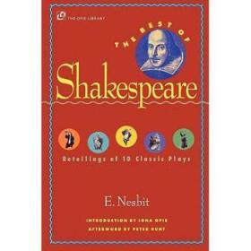 【进口原版】The Best of Shakespeare: Retellings of 10 Cl...