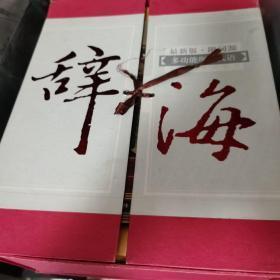 多功能现代汉语 辞海 最新版附词源 全套精装6册