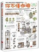 正版二手 你不懂咖啡 江苏文艺出版社 江苏凤凰文艺出版社 9787539975276