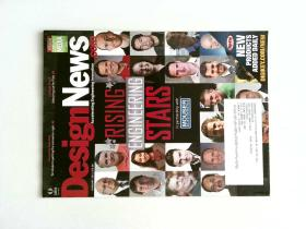 Design News Magazine 2013/01 设计新闻原版设计理论学术期刊