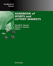 Handbook Of Sports And Lottery Markets /Donald B. Hausch; W.