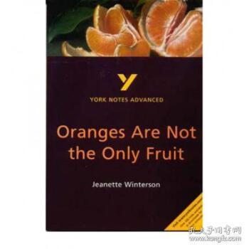 【进口原版】Oranges Are Not the Only Fruit: York Notes Adva...