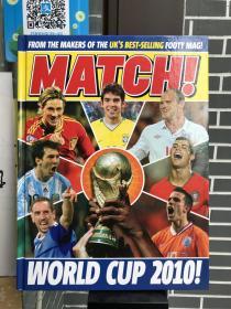 WORLD CUP  2010!   (2010年世界杯)