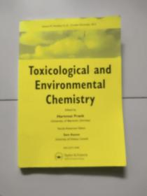 toxicological and environmental chemistry