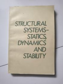 structural systems-statics, dynamics and stability 结构系统:静力学,动力学和稳定性